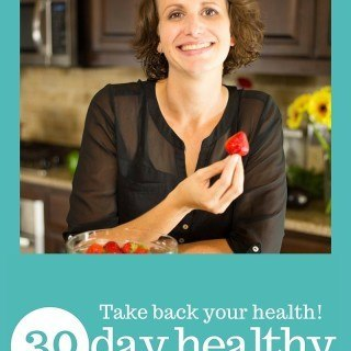 Introducing 30 Day Healthy