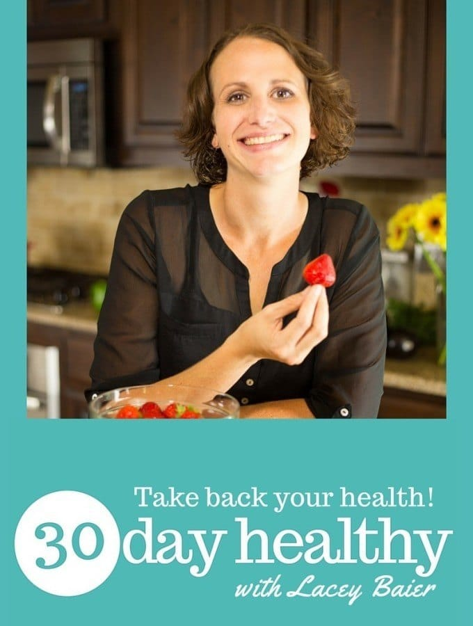 Introducing 30 Day Healthy   A new way to enjoy food and eat healthy. www.30dayhealthy.com