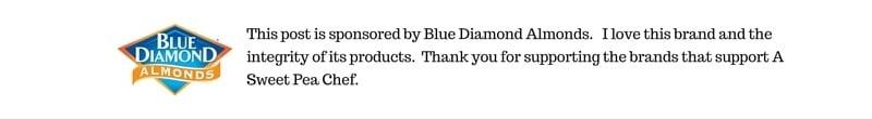 Sponsored by Blue Diamond Almonds