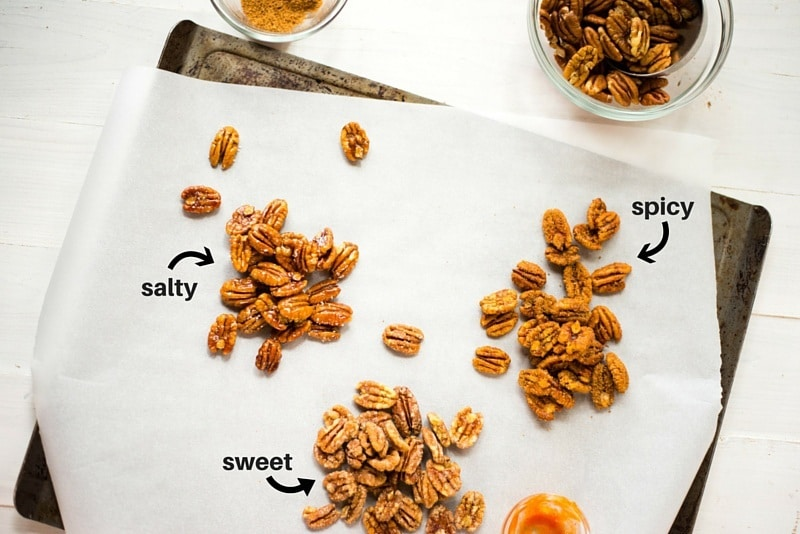 Pecans Three Ways (That Are Totally Healthy!) | www.asweetpeachef.com
