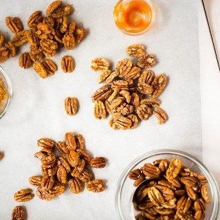 Candied Pecans Three Ways (That Are Totally Healthy!)