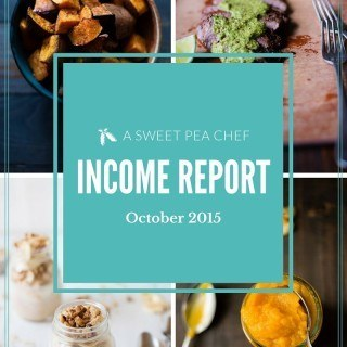 October 2015 Income Report – The Big One