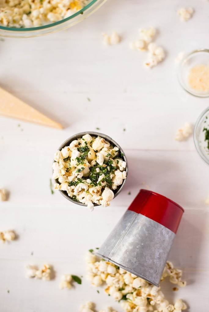Healthy Homemade Popcorn Recipe