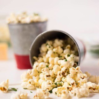 Parmesan & Sea Salt Popcorn