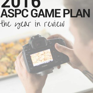 2016 ASPC Game Plan + The Year In Review