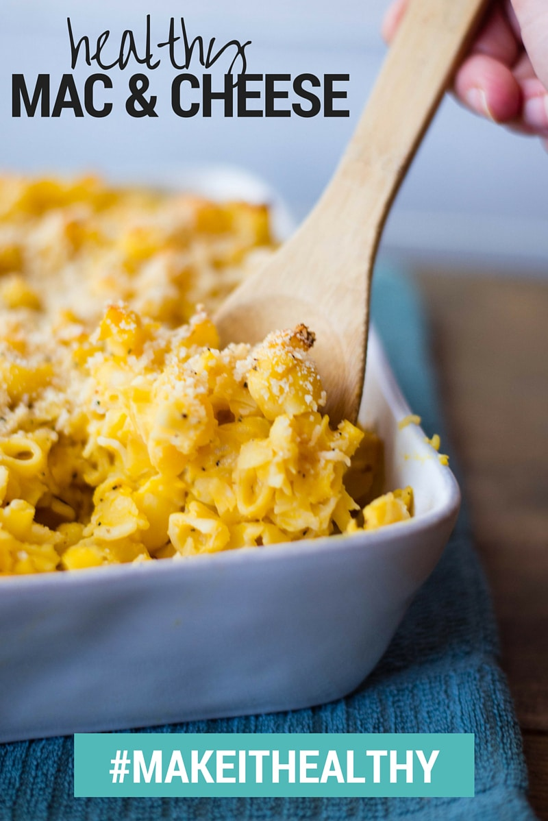 Mac And Cheese | Make It Healthy - let's enjoy some HEALTHY mac ...