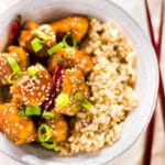 General Tso's Chicken - Square Recipe Preview Image