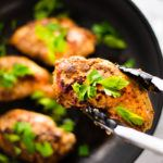 Honey Mustard Chicken Marinade | Spice up boring chicken! | A Sweet Pea Chef