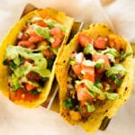 Spicy Shrimp Tacos - Square Recipe Preview Image