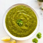10 Minute Salsa Verde - Square Recipe Preview Image