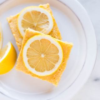 The Best Lemon Bars (That You'd Never Know Were Healthy!)