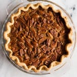Healthy Pecan Pie - Square Recipe Preview Image