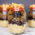 Quinoa Taco Stackers - Square Recipe Preview Image