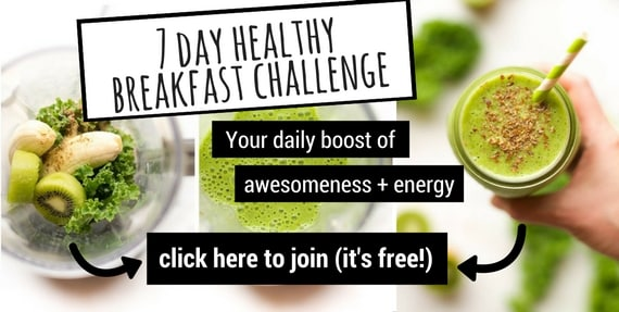 Click to join the free 7 Day Breakfast Challenge