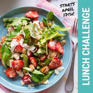 Spring Into Health Lunch Challenge