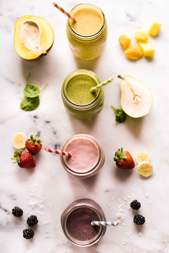 4 High Protein Fruit Smoothie Recipes You Need To Try A Sweet Pea Chef