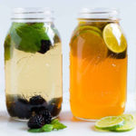 4 Healthy Iced Tea Recipes For Summer - Square Recipe Preview Image