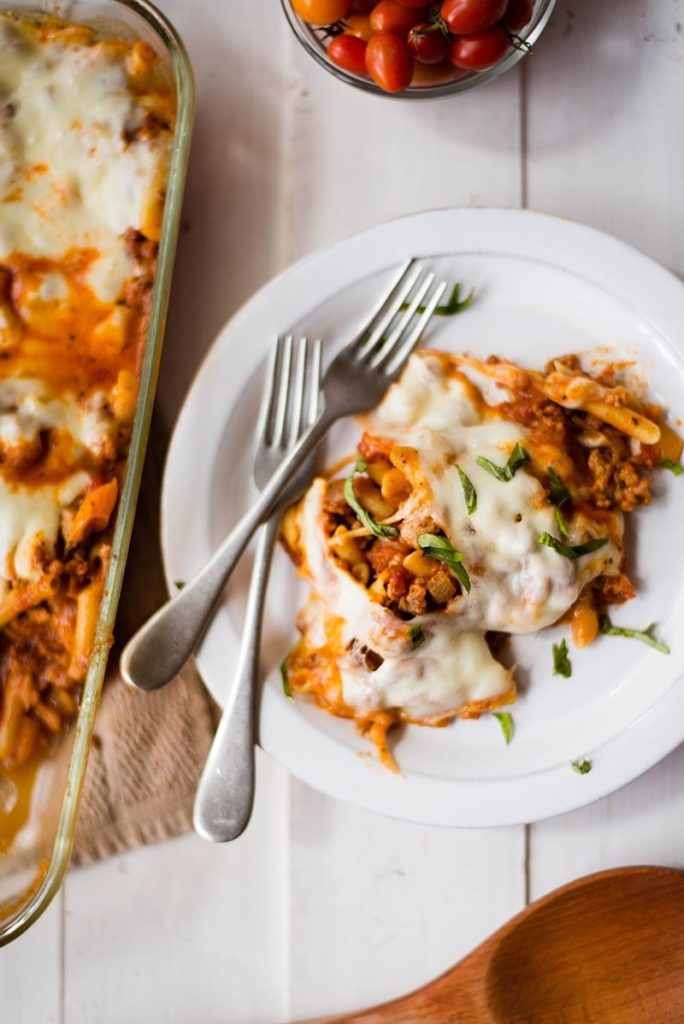 35 Easy Weeknight Dinners - Make-Ahead Quinoa Casserole