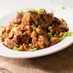 Slow Cooker Cashew Chicken - Square Recipe Preview Image