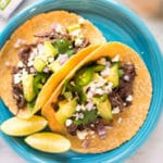 Instant Pot Barbacoa Tacos Square Recipe Preview Image
