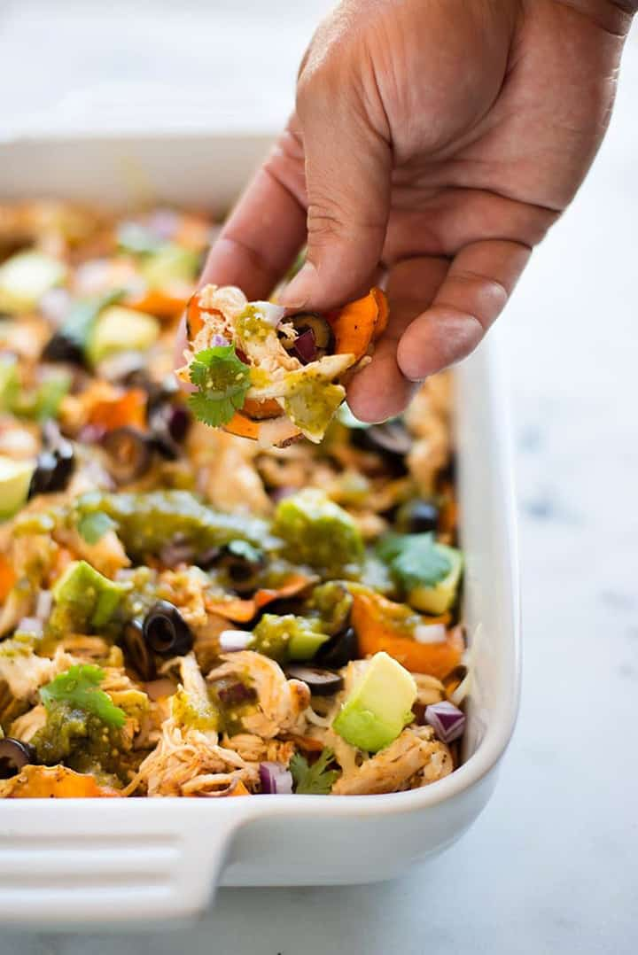 How To Cook Sweet Potatoes - Sweet Potato Nachos