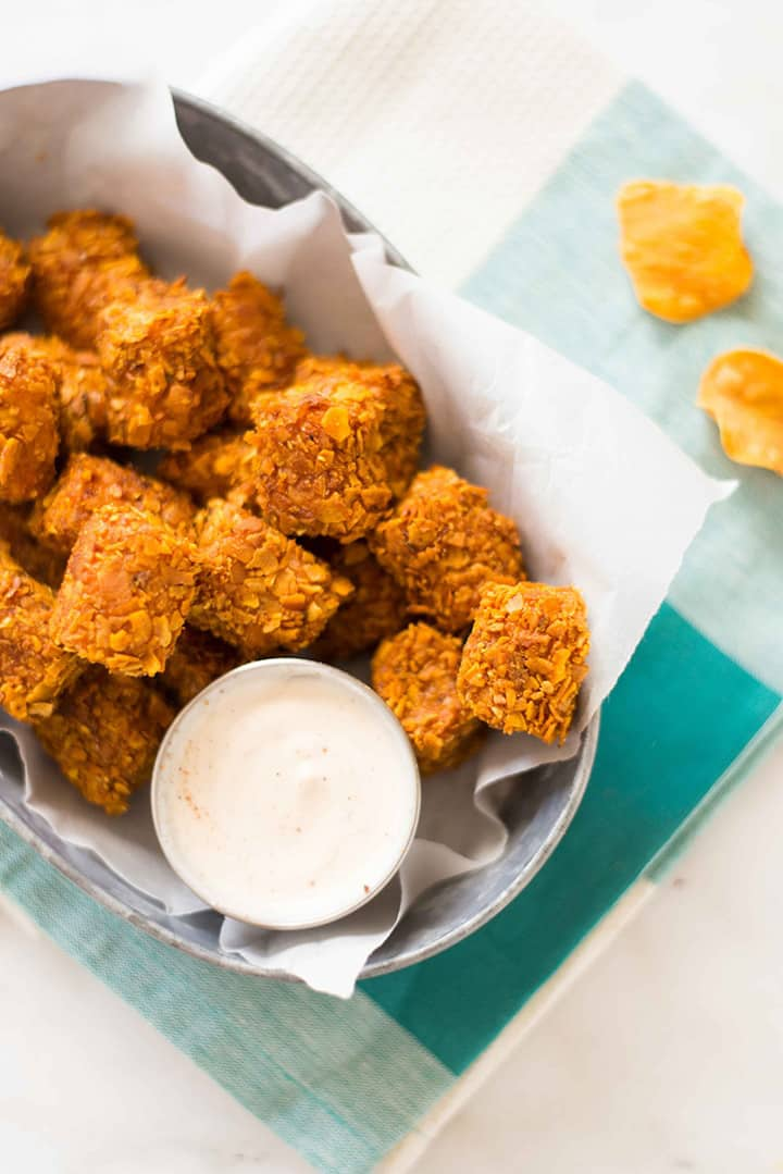 How To Cook Sweet Potatoes - Crunchy Sweet Potato Tots