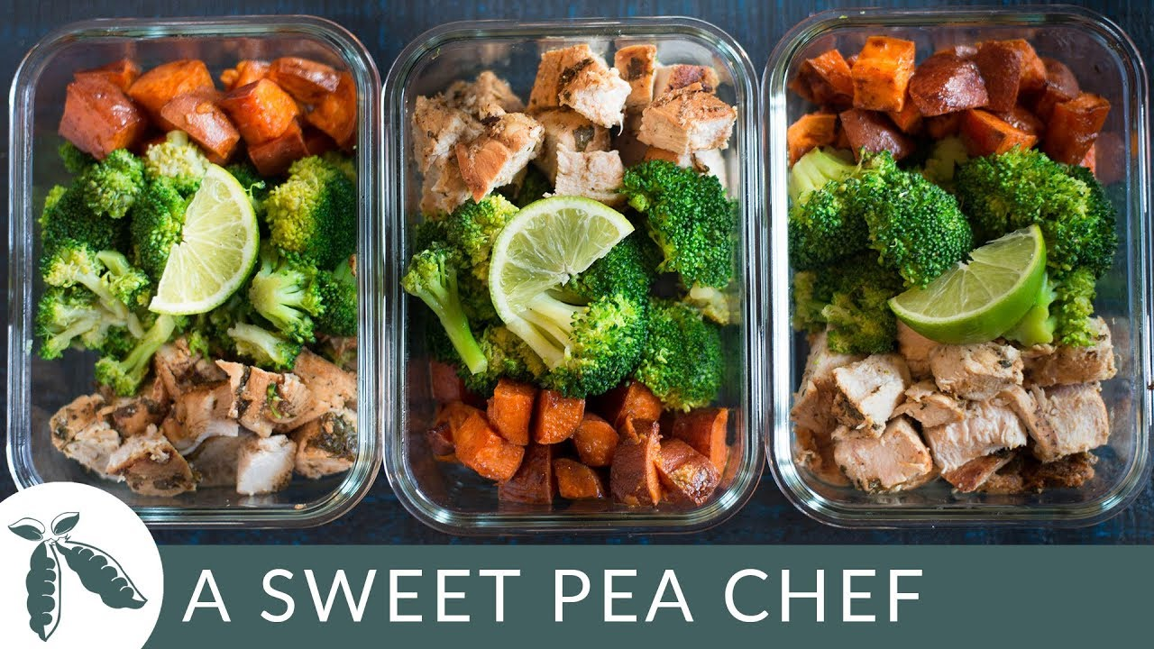 How To Meal Prep Chicken 7 Meals Under 5 A Sweet Pea Chef