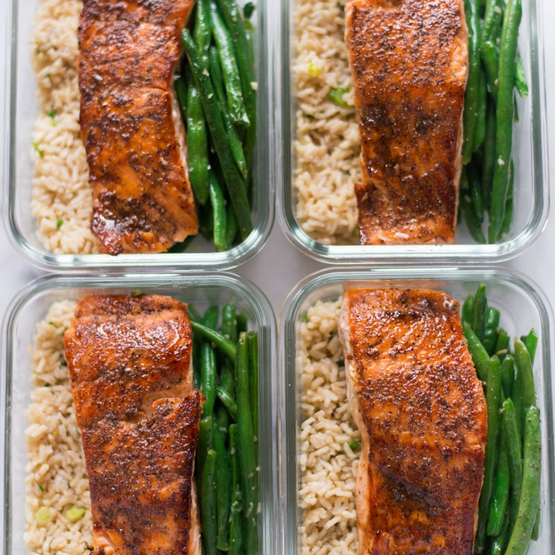 18 High Protein Meal Prep Recipes - Meal Prep on Fleek™