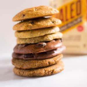 4 Irresistible Protein Paleo Cookies