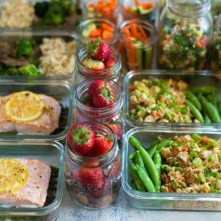 7-Day Meal Prep For Weight Loss