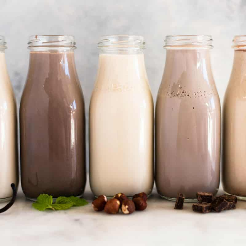 How to Make Coffee Creamer + 5 Easy Flavors