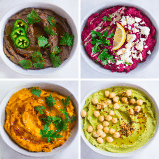 How to Make Hummus + 4 Easy Hummus Recipes
