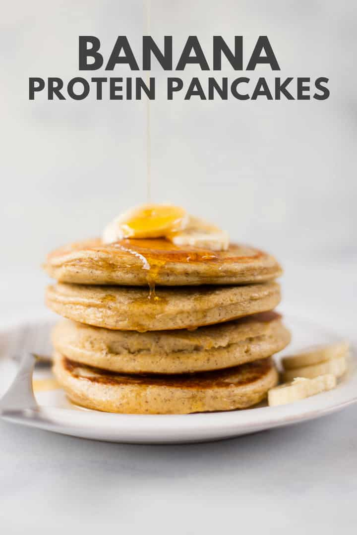 How To Make Protein Pancakes 4 Easy Protein Pancake Recipes A Sweet Pea Chef