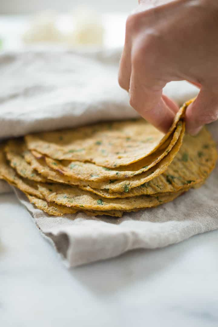 cauliflower tortillas just 42 calories a sweet pea chef
