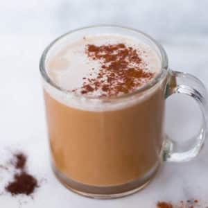 How to Make the Perfect Chai Latte at Home (That's Only 119 Calories!!)