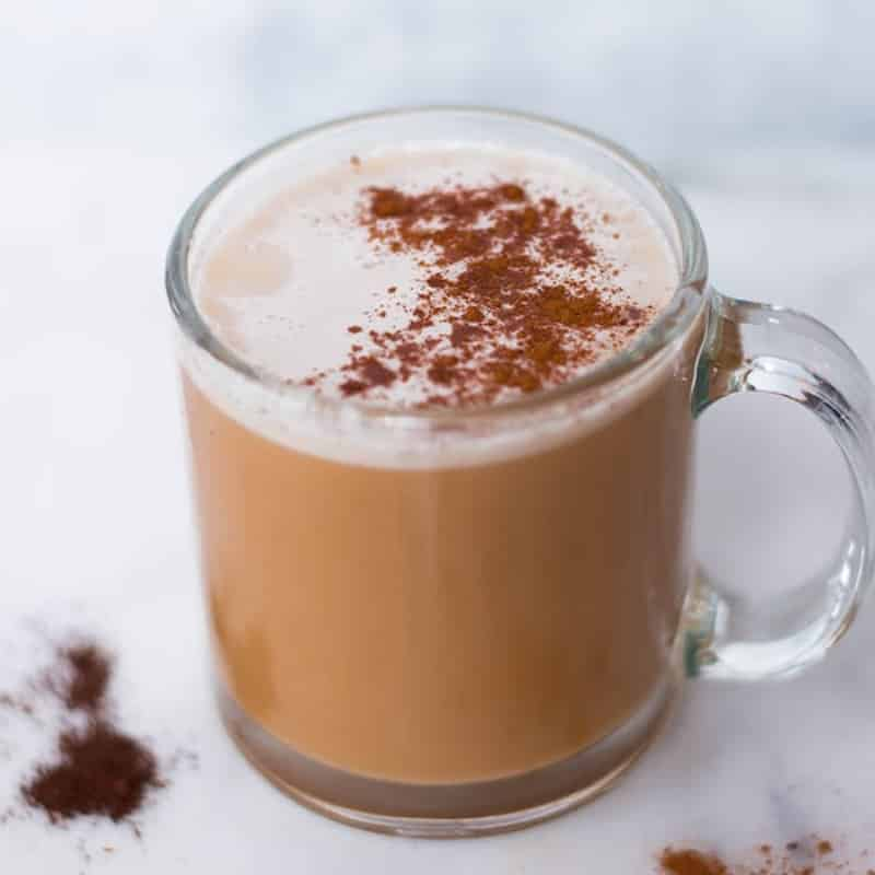 How To Make The Perfect Chai Latte At Home (That's Only