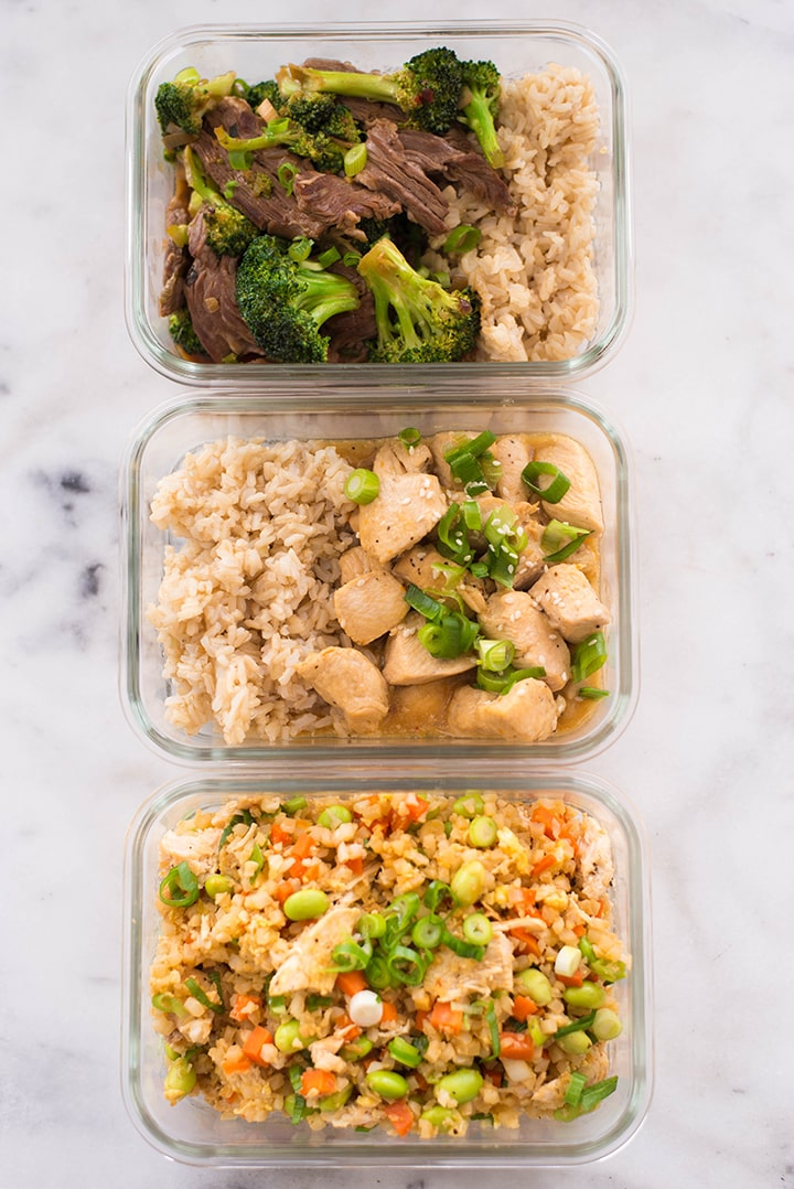 Healthier Restaurant Takeout Dishes to Make at Home | How to meal prep copycat restaurant dishes and 3 copycat restaurant recipes | A Sweet Pea Chef
