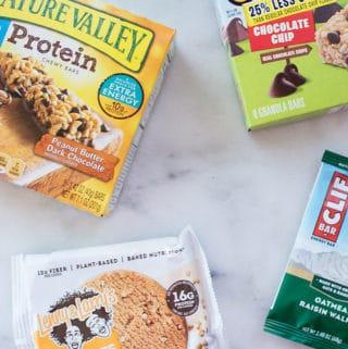 fake healthy foods
