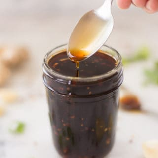 The Best Healthy Teriyaki Sauce | How To Make Delicious Homemade Teriyaki Sauce with Just 7 Simple Ingredients