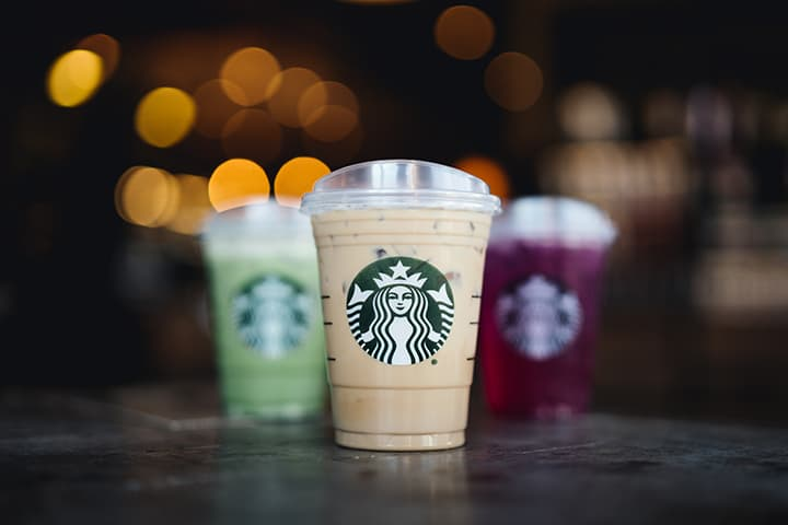 10 Healthiest Starbucks Drinks