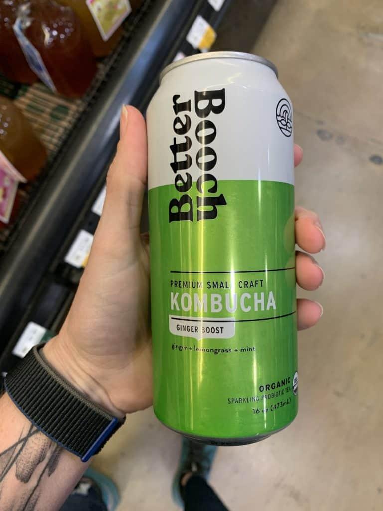 7 Best Kombucha Brands