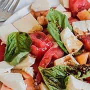 Caprese Salad | Simple, Clean Ingredients