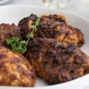Tandoori Chicken | Healthy, Spicy, and Very Tender